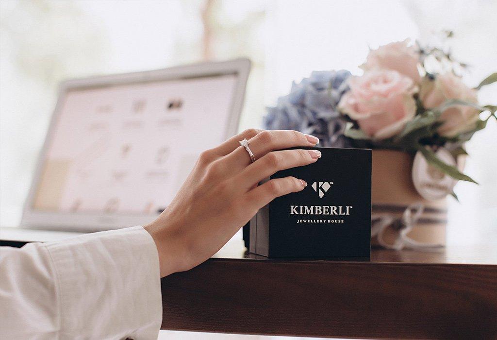 помолвочное кольцо кимберли