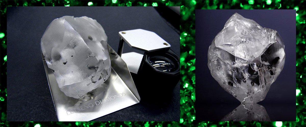 Алмаз-гигант из Лесото
