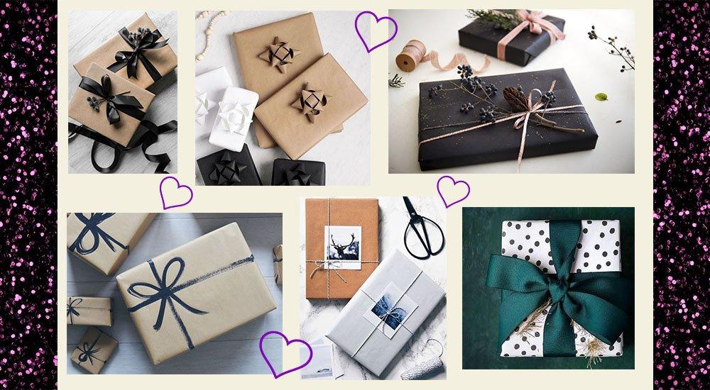 как упаковать подарок на день валентина