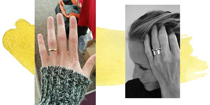 как выбрать обручальное кольцо