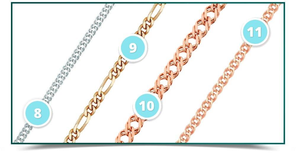 фото панцирного плетения цепочки