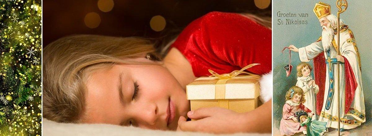 день святого николая праздник детей