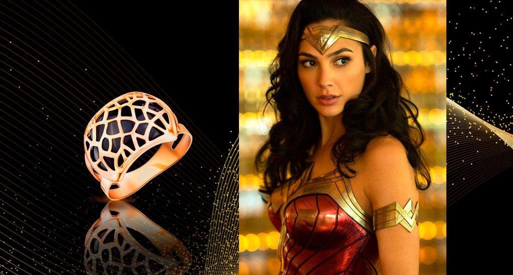 Wonder Woman образ на хэллоуин