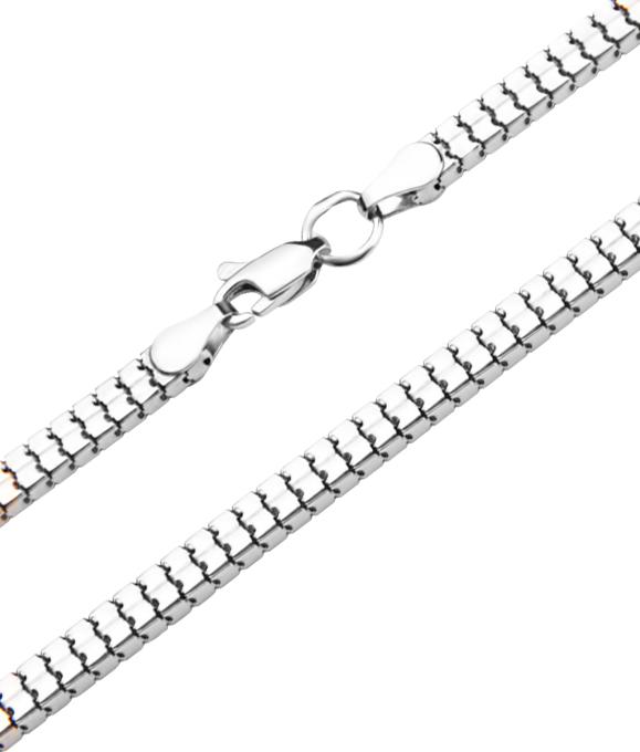 Серебряные цепочки. Купить цепочки из серебра 875 и 925 пробы ... 21c0527ba63